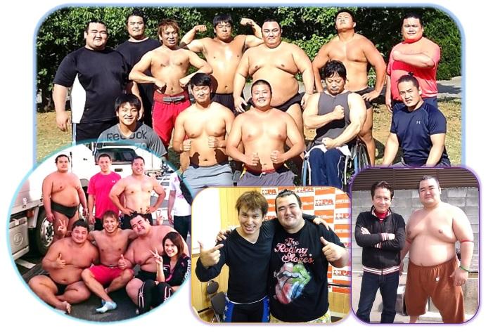 大相撲・競輪・陸上競技 TRINOX