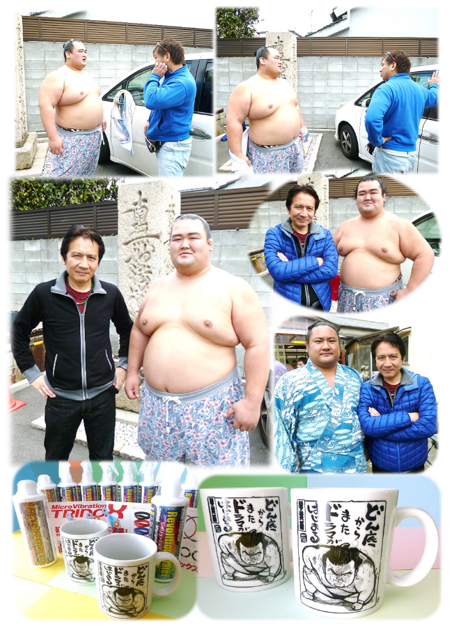 2017 大阪場所二所ノ関一門連合稽古5