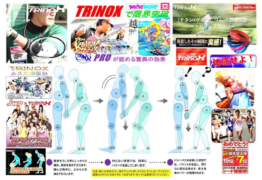 TRINOX 限界突破・体感2