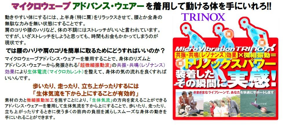 マイクロウェーブ アドバンス・ウェアー3