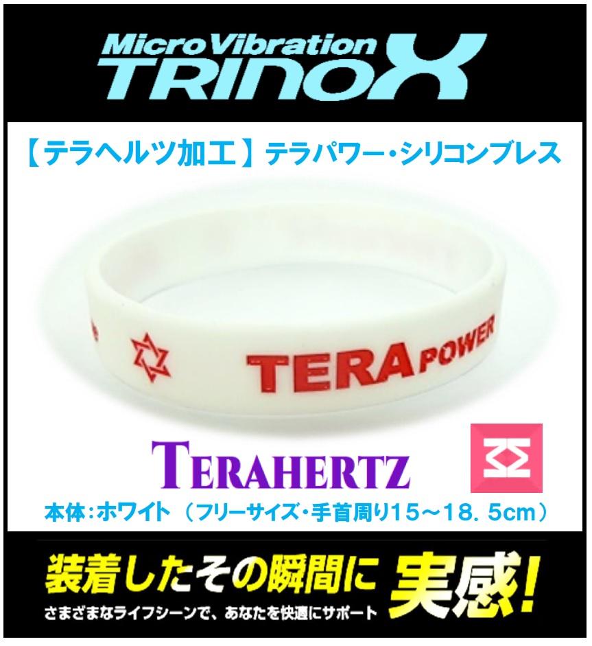 【テラヘルツ加工】テラパワー・シリコンブレス