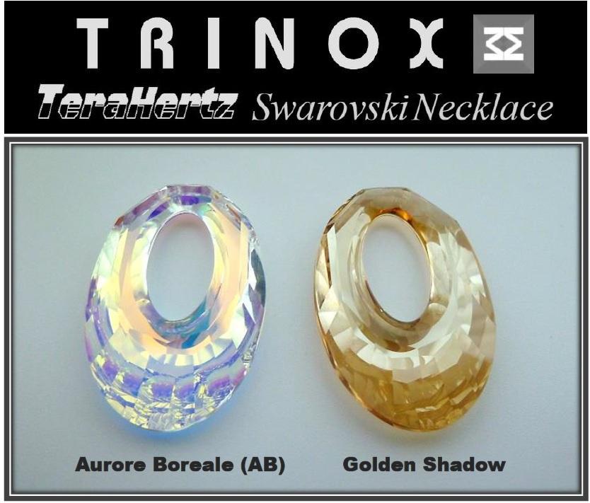 10 バナー TRINOX テラパワー スワロネックレス